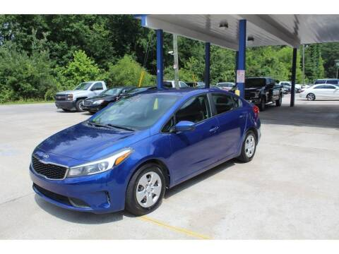 2017 Kia Forte for sale at Inline Auto Sales in Fuquay Varina NC