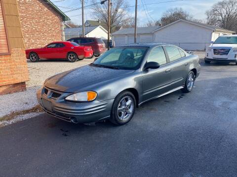 2003 Pontiac Grand Am for sale at Approved Automotive Group in Terre Haute IN