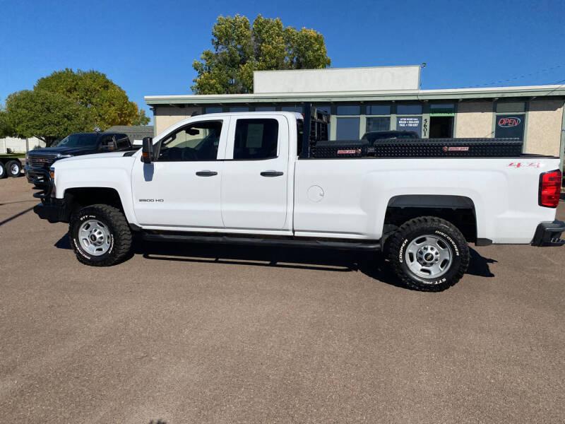 2015 Chevrolet Silverado 2500HD for sale at A Plus Auto LLC in Great Falls MT