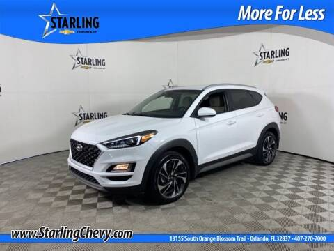 2021 Hyundai Tucson for sale at Pedro @ Starling Chevrolet in Orlando FL