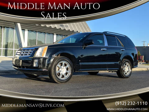 2006 Cadillac SRX for sale at Middle Man Auto Sales in Savannah GA