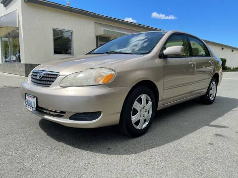 2005 Toyota Corolla for sale at 707 Motors in Fairfield CA