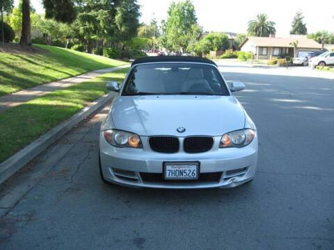 2008 BMW 1 Series for sale at StarMax Auto in Fremont CA