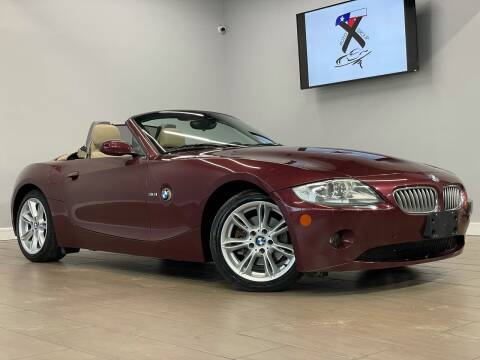 2005 BMW Z4 for sale at TX Auto Group in Houston TX