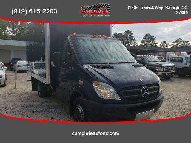 2011 Mercedes-Benz Sprinter Cab Chassis for sale at Complete Auto Center , Inc in Raleigh NC