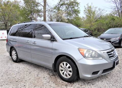 2008 Honda Odyssey for sale at Premier Auto & Parts in Elyria OH