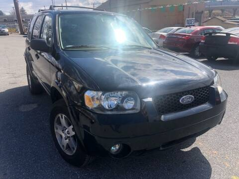 2005 Ford Escape for sale at YASSE'S AUTO SALES in Steelton PA