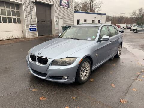 2009 BMW 3 Series for sale at Manchester Auto Sales in Manchester CT