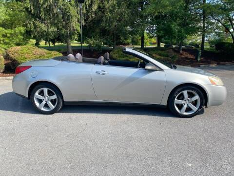 2007 Pontiac G6 for sale at Robinson Motorcars in Hedgesville WV