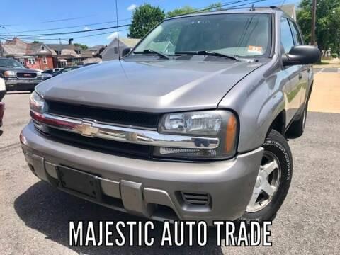 2006 Chevrolet TrailBlazer for sale at Majestic Auto Trade in Easton PA