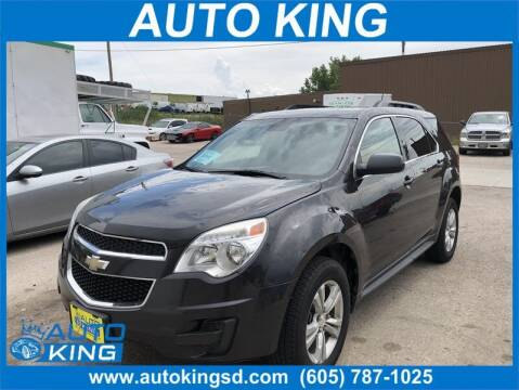 2014 Chevrolet Equinox for sale at Auto King in Rapid City SD