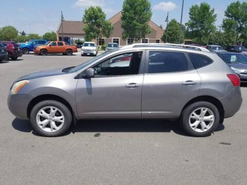 2009 Nissan Rogue for sale at ROSSTEN AUTO SALES in Grand Forks ND