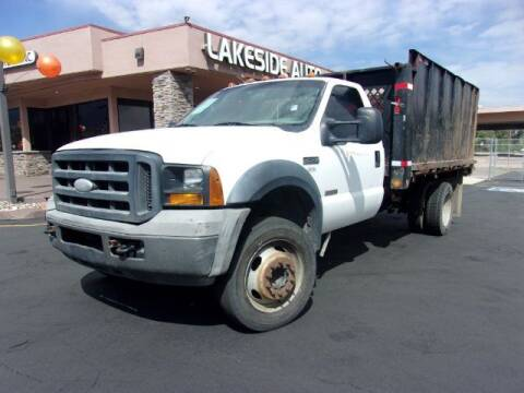 2006 Ford F-450 Super Duty for sale at Lakeside Auto Brokers Inc. in Colorado Springs CO