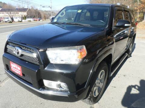 2011 Toyota 4Runner for sale at AUTO CONNECTION LLC in Springfield VT