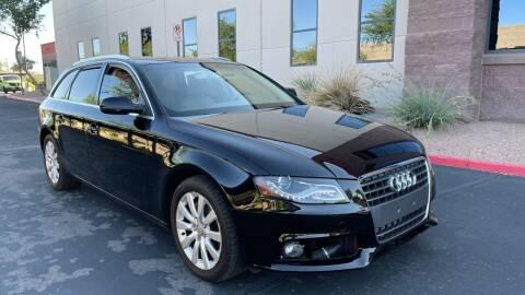 2010 Audi A4 for sale at Autodealz in Tempe AZ