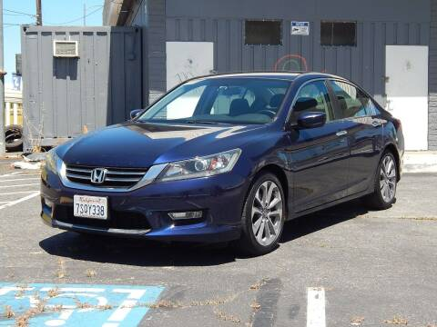2013 Honda Accord for sale at Gilroy Motorsports in Gilroy CA