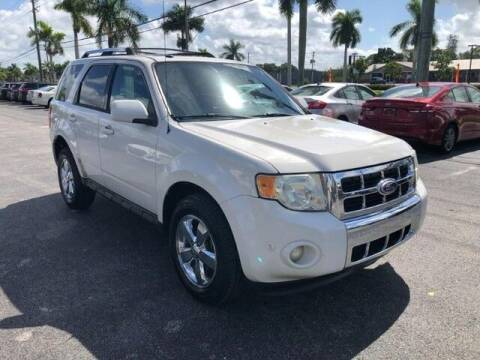 2010 Ford Escape for sale at Denny's Auto Sales in Fort Myers FL