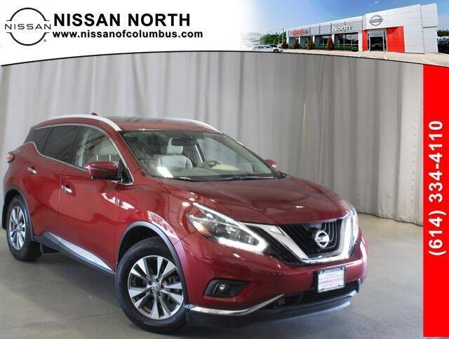 2018 Nissan Murano for sale in Columbus, OH