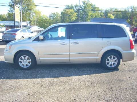 2012 Chrysler Town and Country for sale at H&L MOTORS, LLC in Warsaw IN