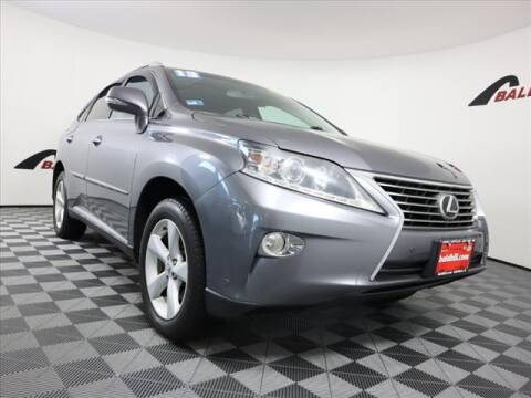 2013 Lexus RX 350 for sale at Bald Hill Kia in Warwick RI
