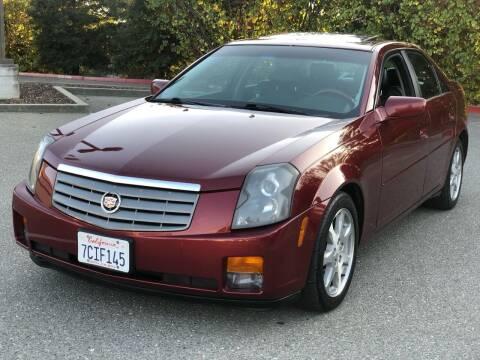 2003 Cadillac CTS for sale at JENIN MOTORS in Hayward CA
