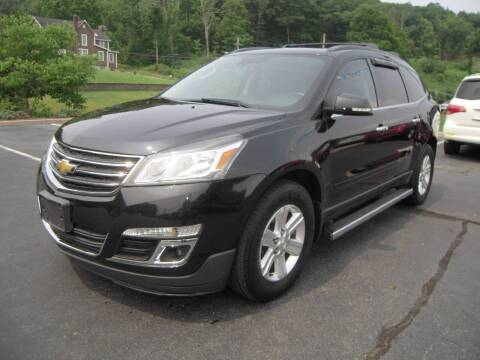 2014 Chevrolet Traverse for sale at 1-2-3 AUTO SALES, LLC in Branchville NJ
