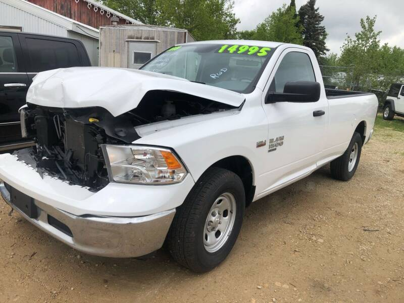 2019 RAM Ram Pickup 1500 Classic for sale at Don's Sport Cars in Hortonville WI