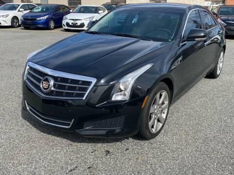 2013 Cadillac ATS for sale at MAGIC AUTO SALES - Magic Auto Prestige in South Hackensack NJ