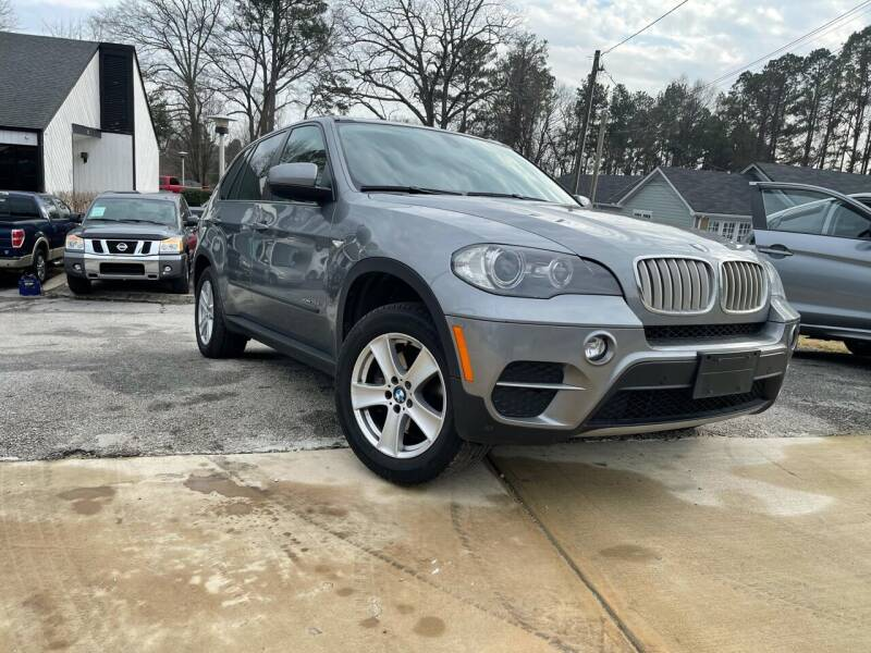 2011 BMW X5 for sale at Alpha Car Land LLC in Snellville GA