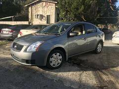 2008 Nissan Sentra for sale at Popular Imports Auto Sales in Gainesville FL