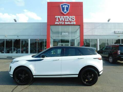 2020 Land Rover Range Rover Evoque for sale at Twins Auto Sales Inc Redford 1 in Redford MI