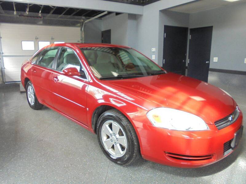 2008 Chevrolet Impala for sale at Settle Auto Sales TAYLOR ST. in Fort Wayne IN