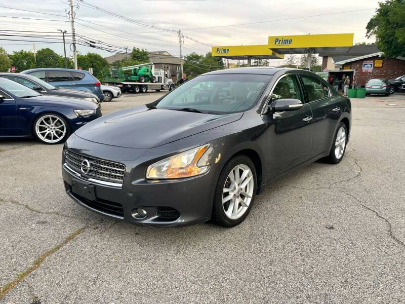 2011 Nissan Maxima for sale at Trust Petroleum in Rockland MA