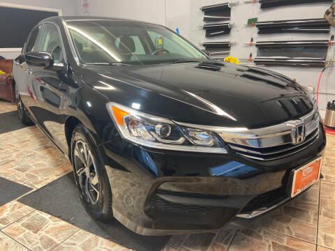 2016 Honda Accord for sale at TOP SHELF AUTOMOTIVE in Newark NJ