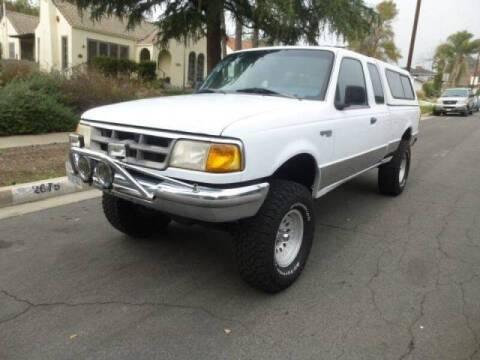 1994 Ford Ranger for sale at Altadena Auto Center in Altadena CA