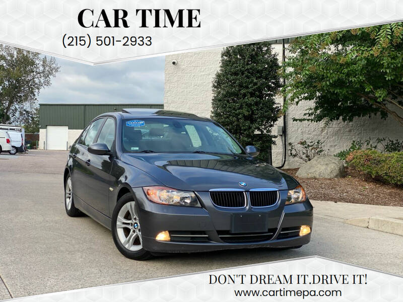 2008 BMW 3 Series for sale at Car Time in Philadelphia PA