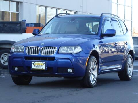 2010 BMW X3 for sale at Loudoun Used Cars - LOUDOUN MOTOR CARS in Chantilly VA