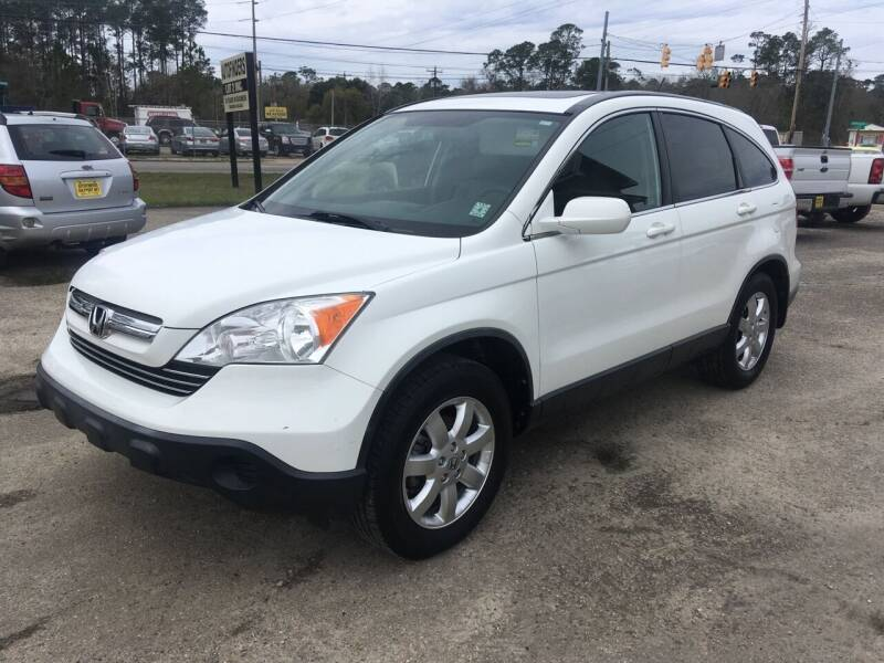 2009 Honda CR-V for sale at Autofinders in Gulfport MS