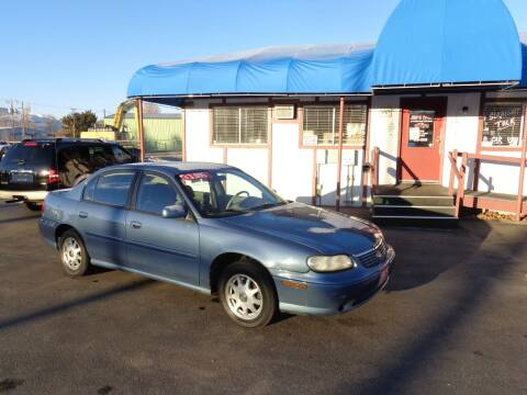 1998 Chevrolet Malibu for sale at Jim's Cars by Priced-Rite Auto Sales in Missoula MT