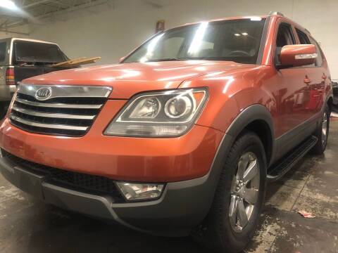 2009 Kia Borrego for sale at Paley Auto Group in Columbus OH