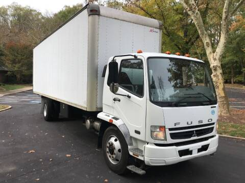 2010 Mitsubishi Fuso FK62F for sale at Bowie Motor Co in Bowie MD