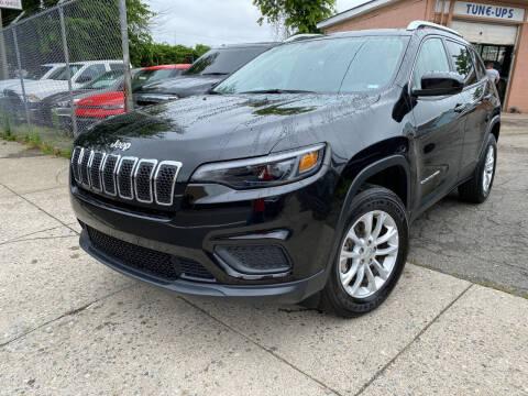 2020 Jeep Cherokee for sale at Seaview Motors and Repair LLC in Bridgeport CT