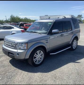2012 Land Rover LR4 for sale at New 3 Way Auto Sales in Bronx NY