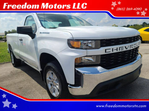 2020 Chevrolet Silverado 1500 for sale at Freedom Motors LLC in Knoxville TN