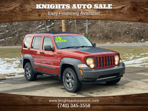 2010 Jeep Liberty for sale at Knights Auto Sale in Newark OH