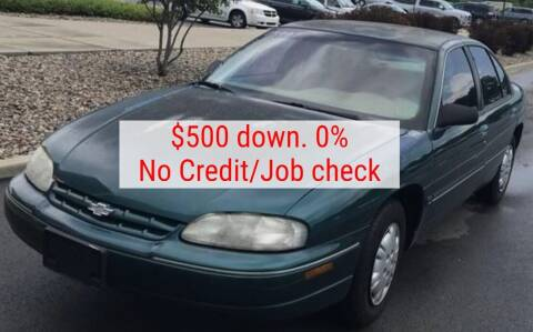 2001 Chevrolet Lumina for sale at D & J AUTO EXCHANGE in Columbus IN