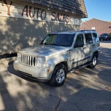 2008 Jeep Liberty for sale at Harvey Auto Sales, LLC. in Flint MI