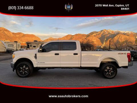 2017 Ford F-250 Super Duty for sale at S S Auto Brokers in Ogden UT