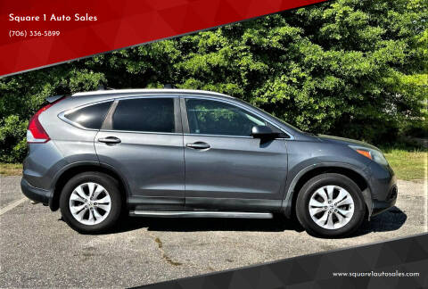 2012 Honda CR-V for sale at Square 1 Auto Sales - Commerce in Commerce GA