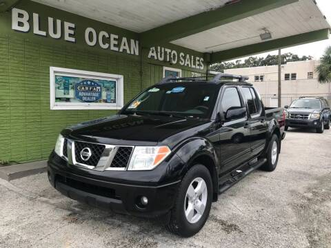 2006 Nissan Frontier for sale at Blue Ocean Auto Sales LLC in Tampa FL